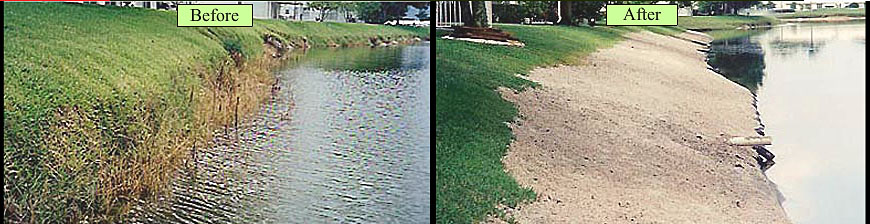 American Shoreline Restoration - Erosion Repair Services